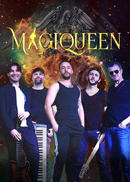 Concert: Magi'Queen à Six-Fours-les-Plages - 0