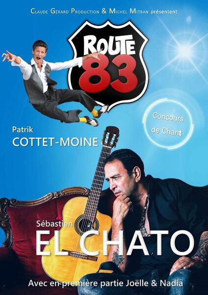 Spectacle : tournée Route 83 à Six-Fours-les-Plages - 0