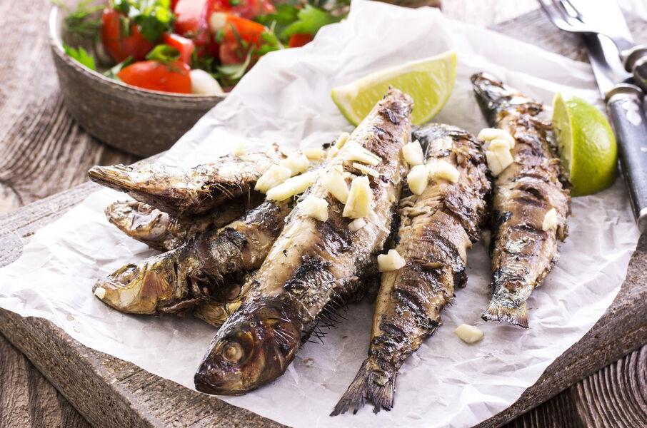 Grande sardinade au Brusc à Six-Fours-les-Plages - 0