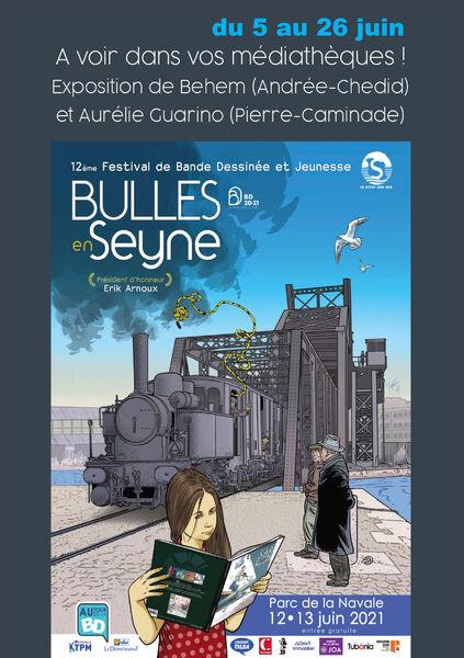 Exposition d'Aurélie Guarino à La Seyne-sur-Mer - 0