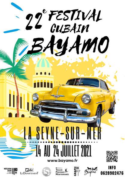 Festival Bayamo : Concert Mayito Revera & Sons of Cuba à La Seyne-sur-Mer - 0