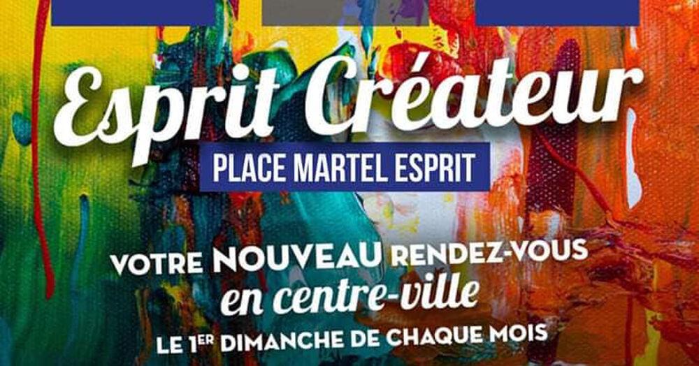 Marché «Esprit Créatif» à La Seyne-sur-Mer - 0