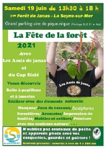 Fête de la forêt à La Seyne-sur-Mer - 0