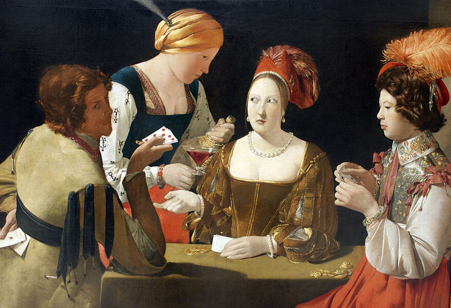 Conférence «Peintures du Louvre» à La Seyne-sur-Mer - 3