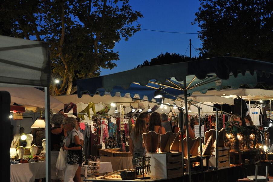 Nuitées artisanales de l'Ayguade à Hyères - 2